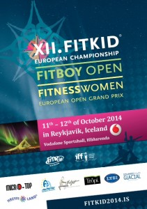 Campionatul European Fit-Kid 2014